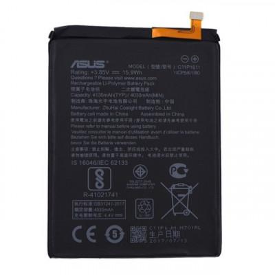 Acumulator Original ASUS ZenFone 3 Max ZC520TL (4030 mAh) C11P1611 foto