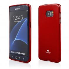 Husa SAMSUNG Galaxy J5 2016 - Jelly Mercury (Rosu), Gel TPU