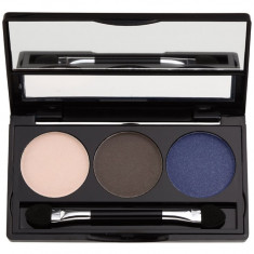 FARD DE PLEOAPE TRIO MANHATTAN BLOGGERS CHOICE EYESHADOW TRIO CONCRETE WALK 1