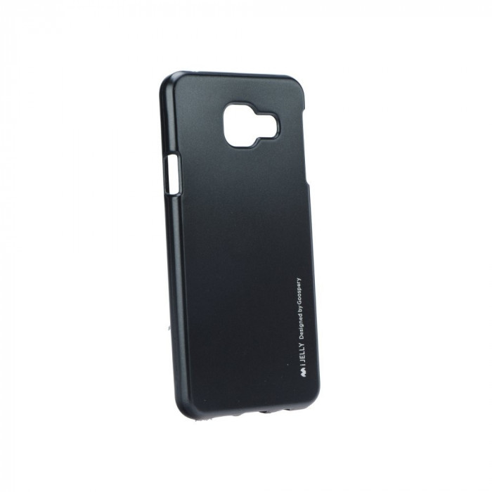 Husa SAMSUNG Galaxy S5 - iJelly Mercury (Negru)