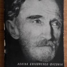 Bacovia  : viata poetului / Agatha Grigorescu-Bacovia