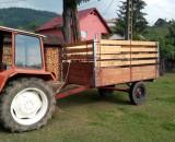 Remorca usoara pe un singur ax