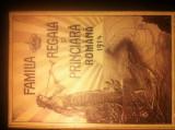 Familia Regala si Princiara Romana - Album 1914