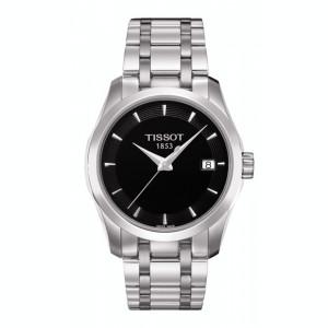 Ceas de dama Tissot T- Trend Couturier negru
