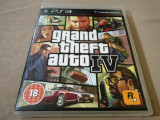 Joc GTA IV, Grand Theft Auto 4, PS3, original! Alte sute de jocuri!, Actiune, 18+, Single player, Rockstar Games