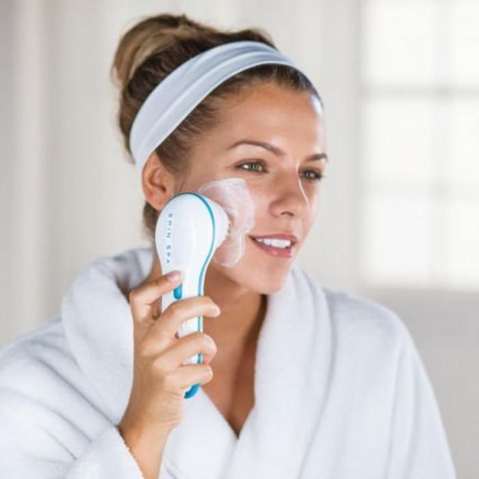 Spin Spa perie de masaj si curatare faciala
