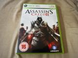 Assassin's Creed II, xbox360, original, alte sute de jocuri!, Actiune, 18+, Single player