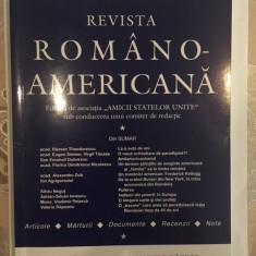 Revista Romano-Americana, februarie 2016, o suta de ani de la marele razboi
