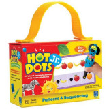 Carduri interactive Junior Hot Dots, Educational Insights
