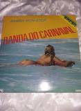 Disc vinil/VINYL,BANDA CO CARNAVAL,Bresil,Samba,2 discuri ORIGINALE,T.GRATUIT