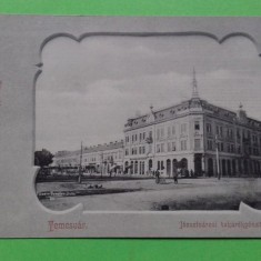 Timisoara Temeswar  Hotel Pension Central, Necirculata, Printata