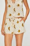 Undiz - Pantaloni scurti de pijama Aflowitz