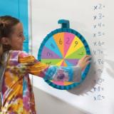 Roata magnetica pentru clasa, Educational Insights