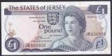 Bancnota Jersey 1 Pound (1976-88) - P11a XF