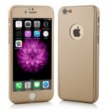 Husa Apple iPhone 5/5S/SE, FullBody Elegance Luxury Gold, acoperire completa...