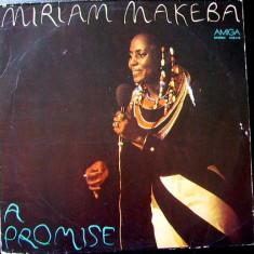 Miriam Makeba-A Promise-Amiga 1975 Germany 8 55 416 vinil vinyl