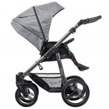 Carucior 3 in 1 Venicci Carbo Natural Grey