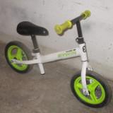 """Bicicletă fără Pedale Runride 100 10"""" Copii Alb B'TWIN, 1"""