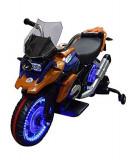Moto tip BMW GS1200 12v  /2 motoare/LED/usb/2-7 ani MT23