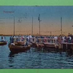 Dobrogea Constanta Techirghiol Debarcaderul, Circulata, Printata