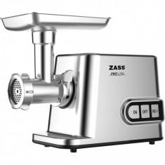 Masina de tocat Zass ZMG 10 3000 W Roti dintate metalice Inox