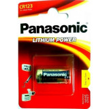 Baterie cu litiu Panasonic CR123 AL/1BP