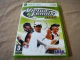 Joc Virtua Tennis 2009, XBOX360, original, alte sute de jocuri!, Sporturi, 3+, Multiplayer