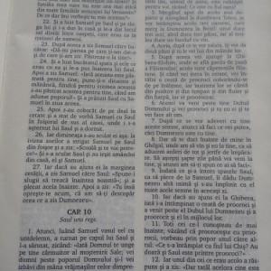 Biblia (ortodoxa format mare cartonata)