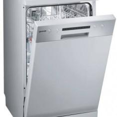 Masina de spalat vase Gorenje GS 52115 X 6 programe 9 seturi Clasa A++ Argintiu