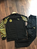 Trening PUMA Borussia Dortmund copii 8-14 ani-pantalon conic, L, M, S, XL, XXL, Din imagine
