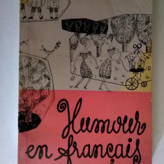 Humour en francais