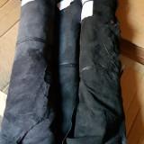 Piele de ovina, Negru