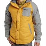 Jachetă Burton Vibe Inca, mărimea S, nouă, Galben