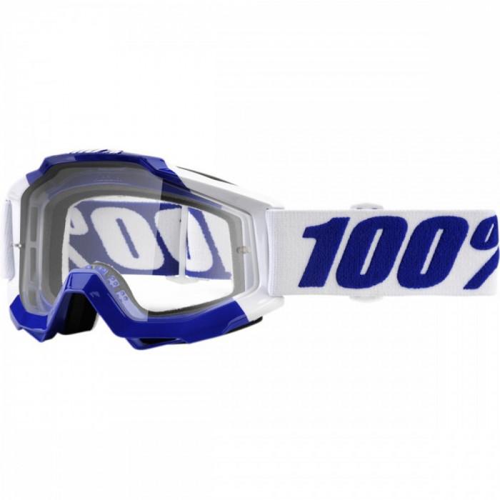 Ochelari ATV/cross 100% Accuri Calgary, sticla clara Cod Produs: MX_NEW 26012413PE