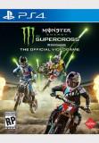 Monster Energy Supercross /PS4, MILESTONE