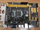 Placa de baza Asus H81M-A socket 1150., Pentru INTEL, LGA 1150, DDR 3