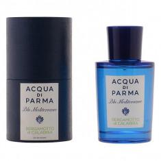 Parfum Unisex Blu Mediterraneo Bergamotto Di Calabria Acqua Di Parma EDT S0515809 Capacitate 75 ml