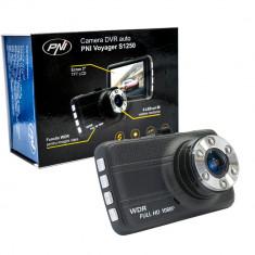 Aproape nou: Camera auto DVR PNI Voyager S1250 Full HD 1080p cu display 3 inch si C