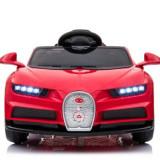 Masina electrica tip Bugatti Chiron 12 v cu telec,muzica,MP3,aux MS07