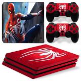 Skin / Sticker SPIDERMAN Playstation 4 PS4 / PRO, Huse si skin-uri