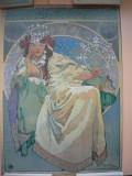 ALPHONSE MUCHA - POSTER - VIENA - 2001