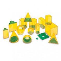 Set 14 forme geometrice GeoSolids