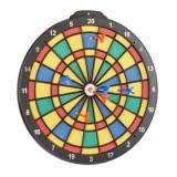 Joc Darts Profesional cu sageti incluse, diametru 41cm, multicolor