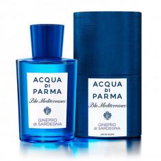 Parfum Unisex Blu Mediterraneo Ginepro Di Sardegna Acqua Di Parma EDT S0515850 Capacitate 75 ml
