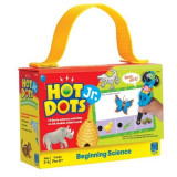 "Carduri Junior Hot Dots ""Stiinta"", Educational Insights"