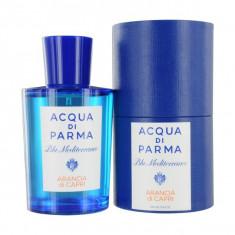 Parfum Unisex Blu Mediterraneo Chinotto Di Liguria Acqua Di Parma EDT S0556805 Capacitate 75 ml