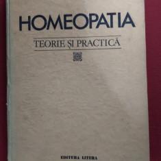HOMEOPATIA TEORIE SI PRACTICA - CORNELIU AURIAN-BLAJENI