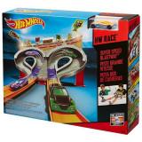 Jucarie pista Hot Wheels Cursa de mare viteza CDL49 Mattel