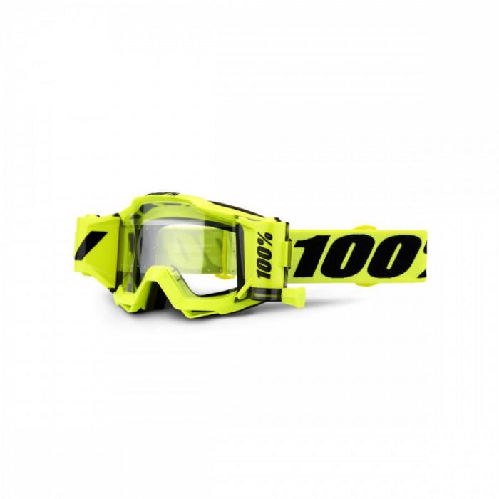 Ochelari ATV/cross 100% Accuri Forecast, sticla clara Cod Produs: MX_NEW 26012545PE