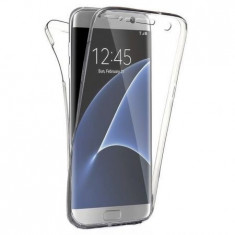 Husa Samsung Galaxy S6 Edge, FullBody Elegance Luxury 360º ultra slim TPU, ...